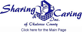 Sharing & Caring of Okaloosa County Main Page